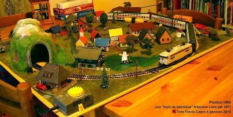Come costruire un plastico ferroviario in miniatura - Immagini del treno per colorare ...