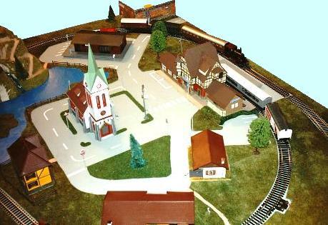 Come costruire un plastico ferroviario in miniatura plastico minimo lima mehano - Come costruire una casa in miniatura ...