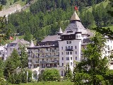 Hotel Walther in centro a Pontresina
