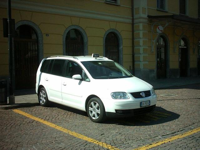 Taxi foto